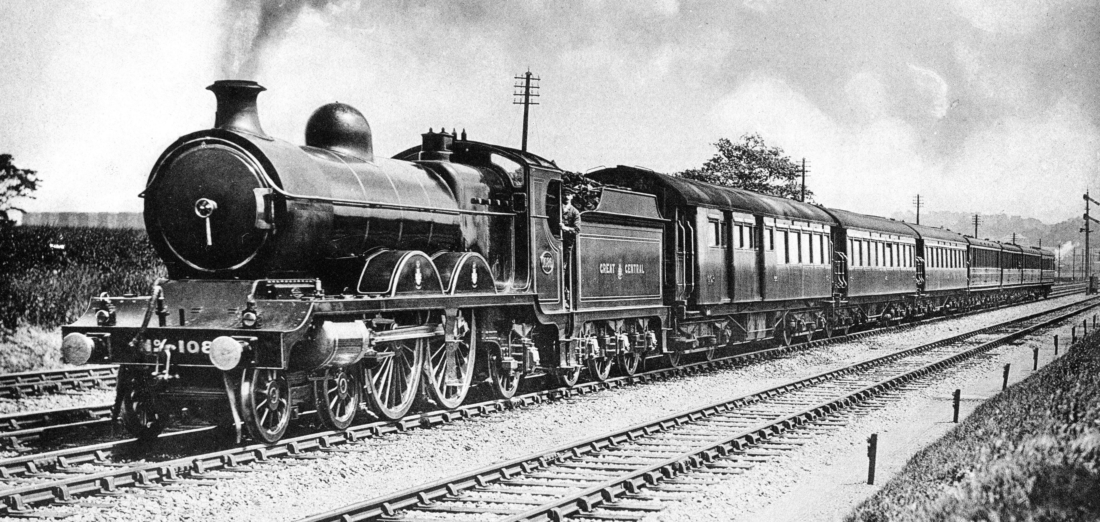 Nostalgia: East West Rail taking us Back to the Future...