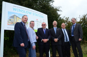 Land acquired for new Winslow Station