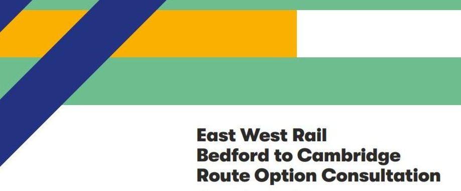 Consultation: Bedford-Cambridge route options